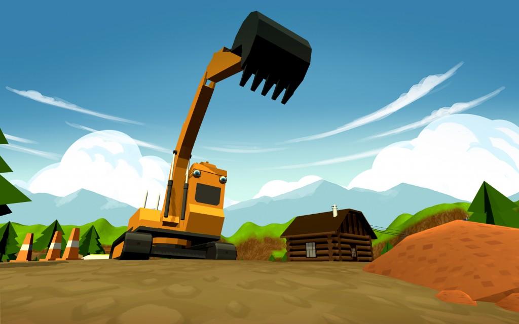 Terrific Trucks Dug